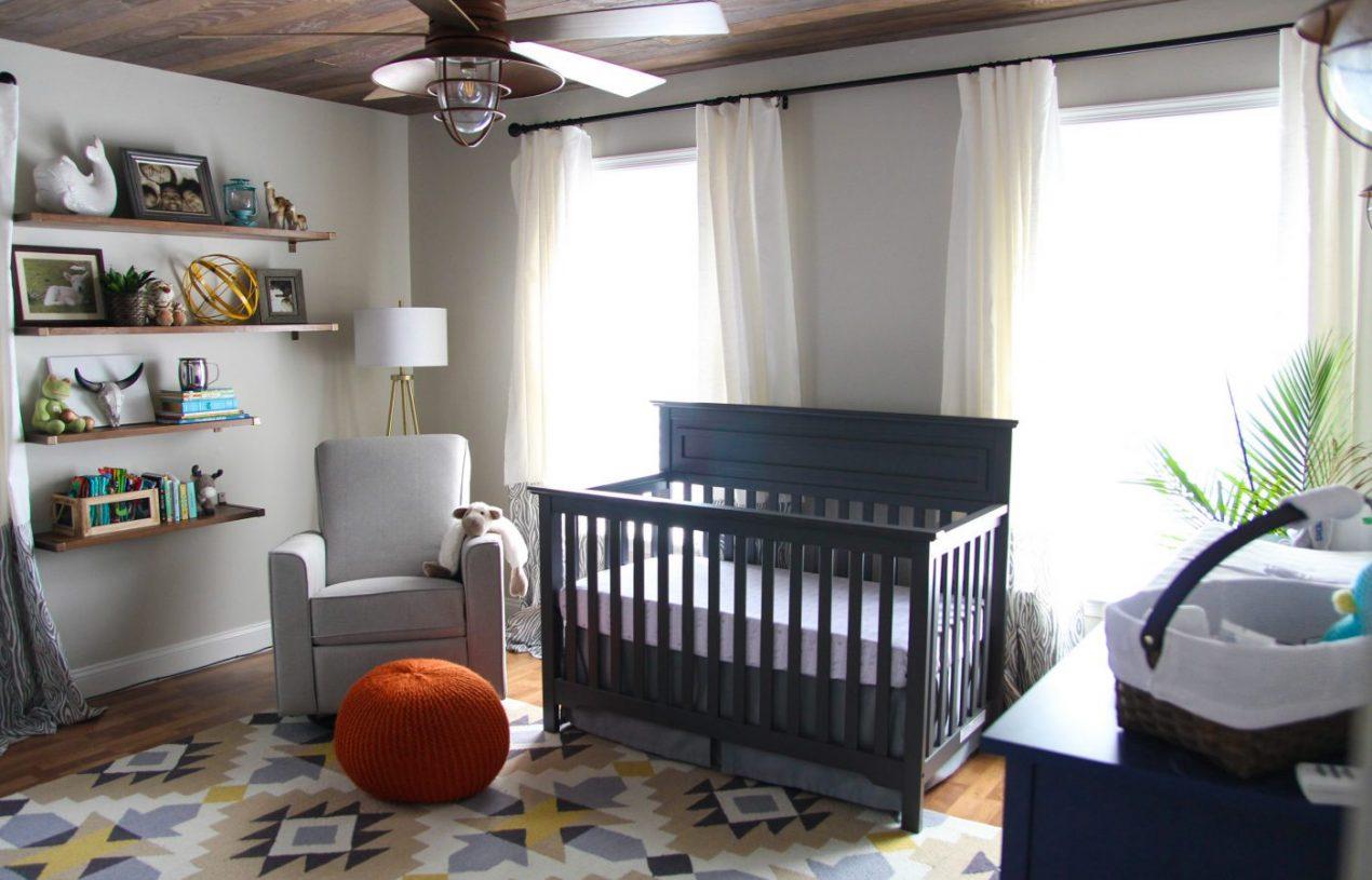 Peaceful Woodland Nursery Decor for Our Baby Boy