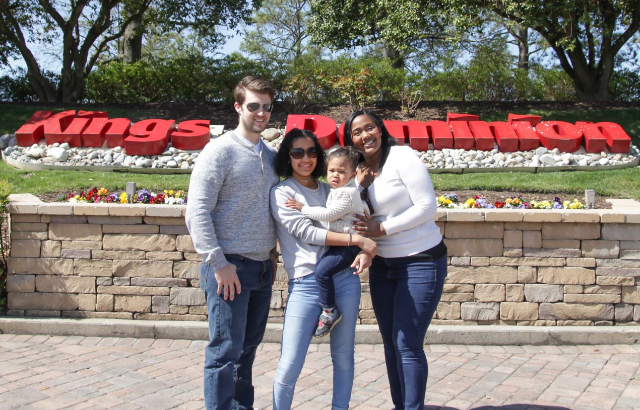 A Thrilling Day of Family Fun at Kings Dominion